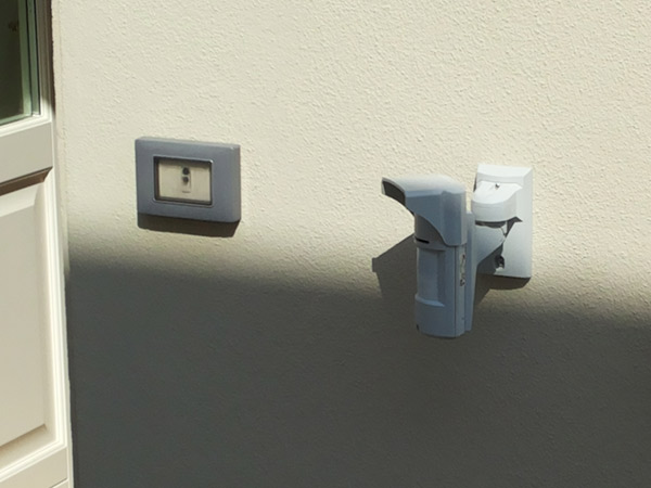 Sensore antintrusione esterno